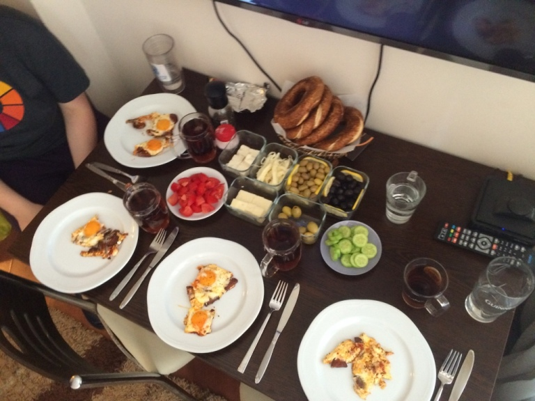 Istanbul_FoodBreakfast